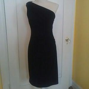 Lauren by Ralph Lauren black dress size 6
